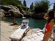 Порно спасателей возле бассейна