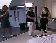 Monica Mayhem kick ball porno